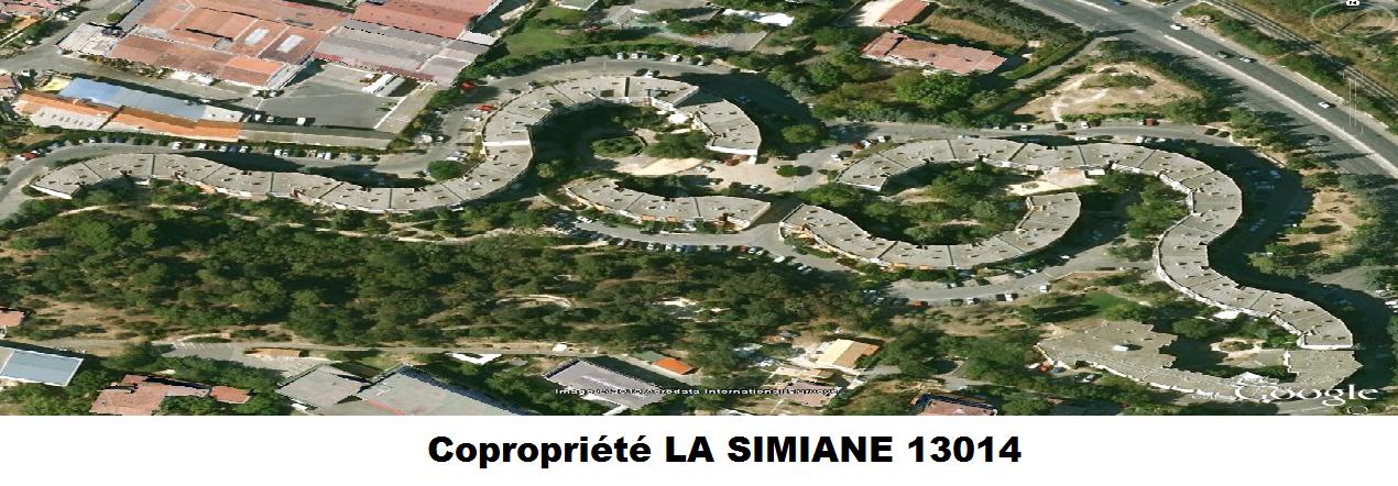 coproprieté LA SIMIANE 13014